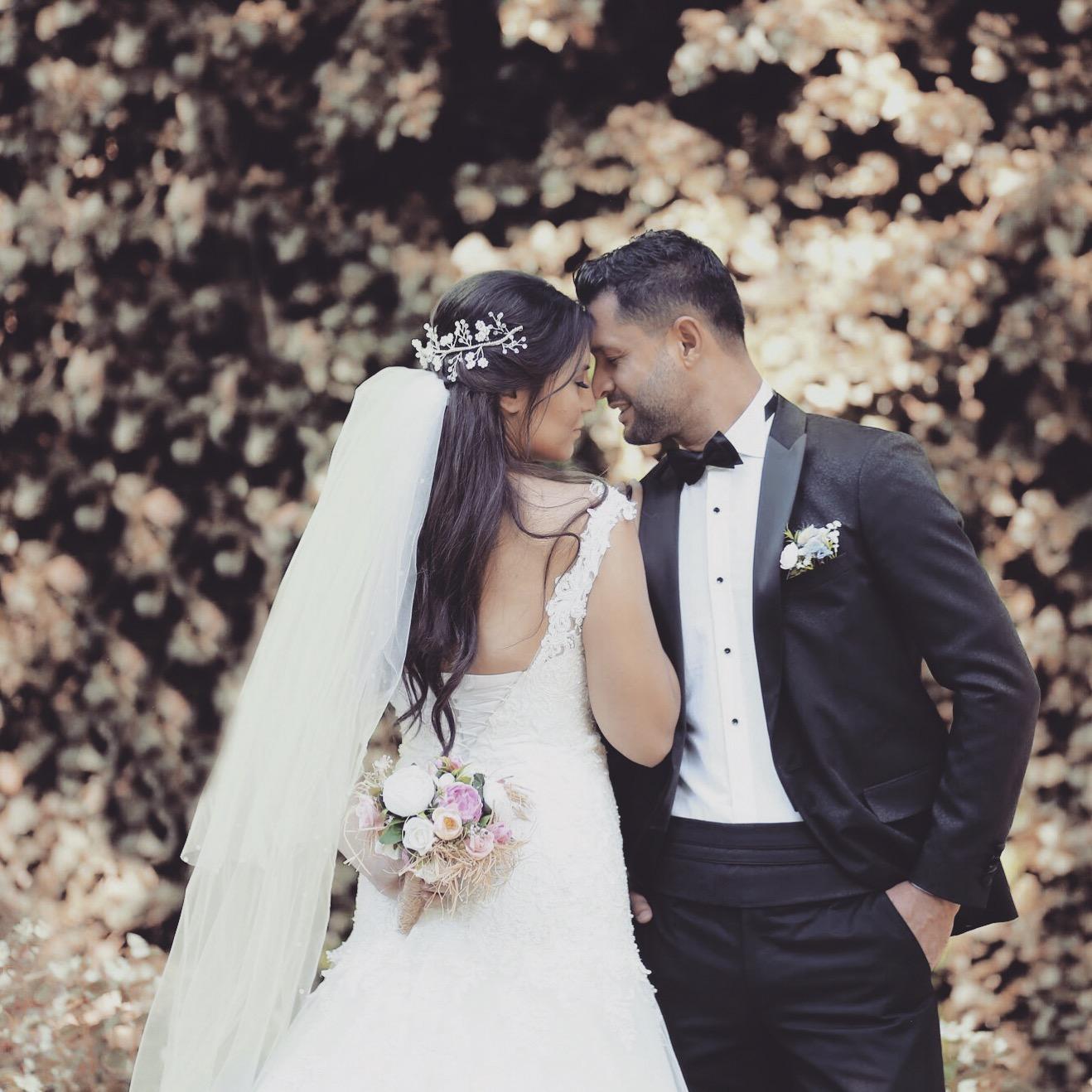 Düğün pozlari