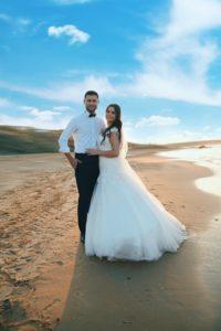 Sahil Düğün fotoğraf çekimi