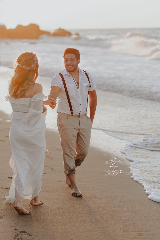 şile.riva sahil gün batimi düğün fotoğraf çekimi