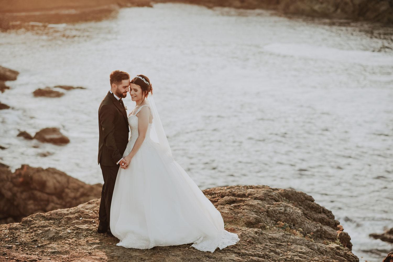 Rumeli feneri düğün nişan fotoğraf çekimi