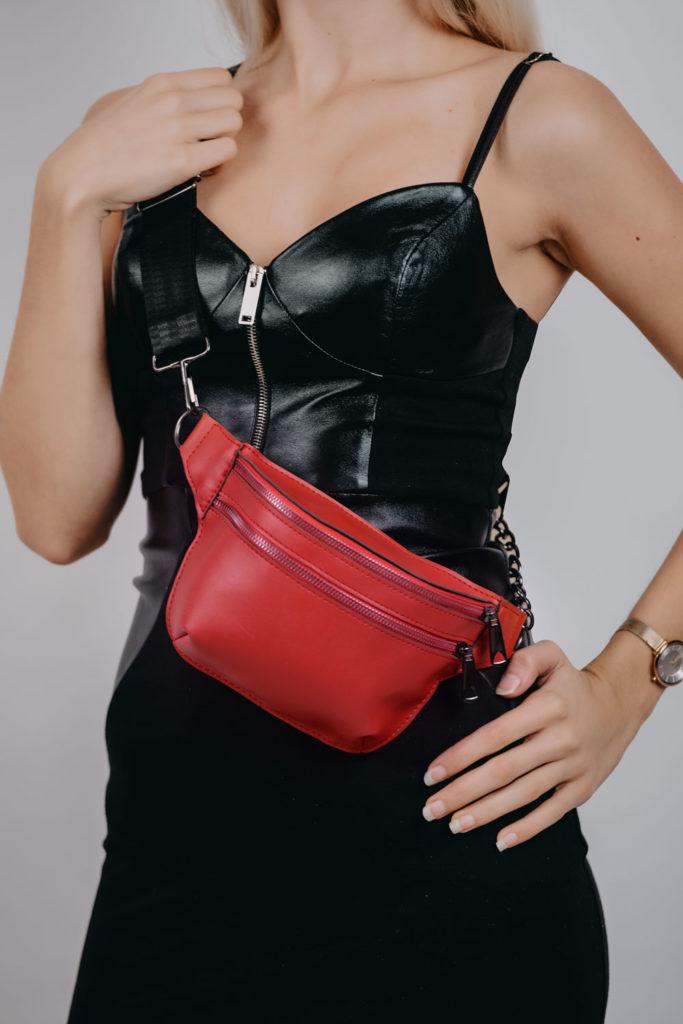 Tekstil çanta fotoğraf çekimi
