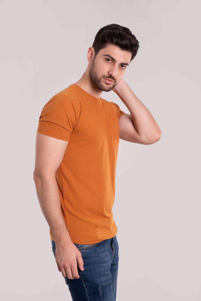 Tişört tekstil fotoğraf çekimi