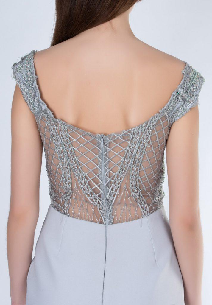 Tekstil elbise Abiye Detay fotoğraf çekimi