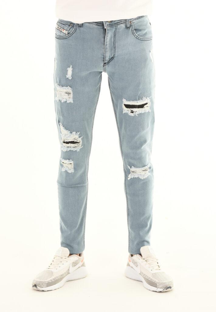 Kot pantolon tekstil fotoğraf çekimi