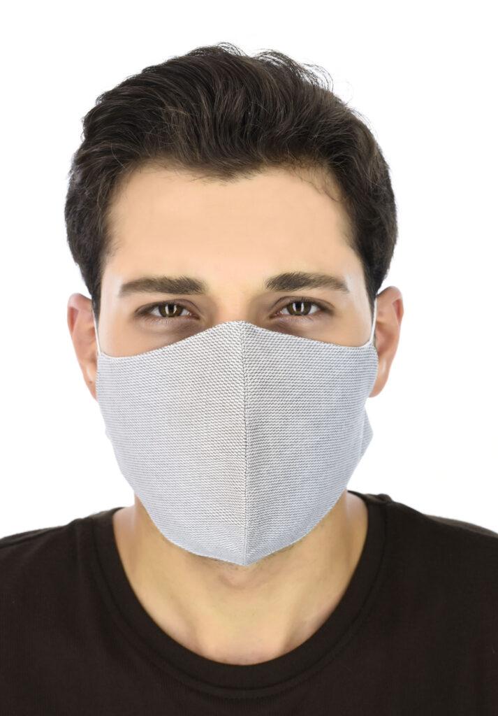 Koruyucu maske ürün fotoğraf çekimi  Tekstil fotoğrafçisi
