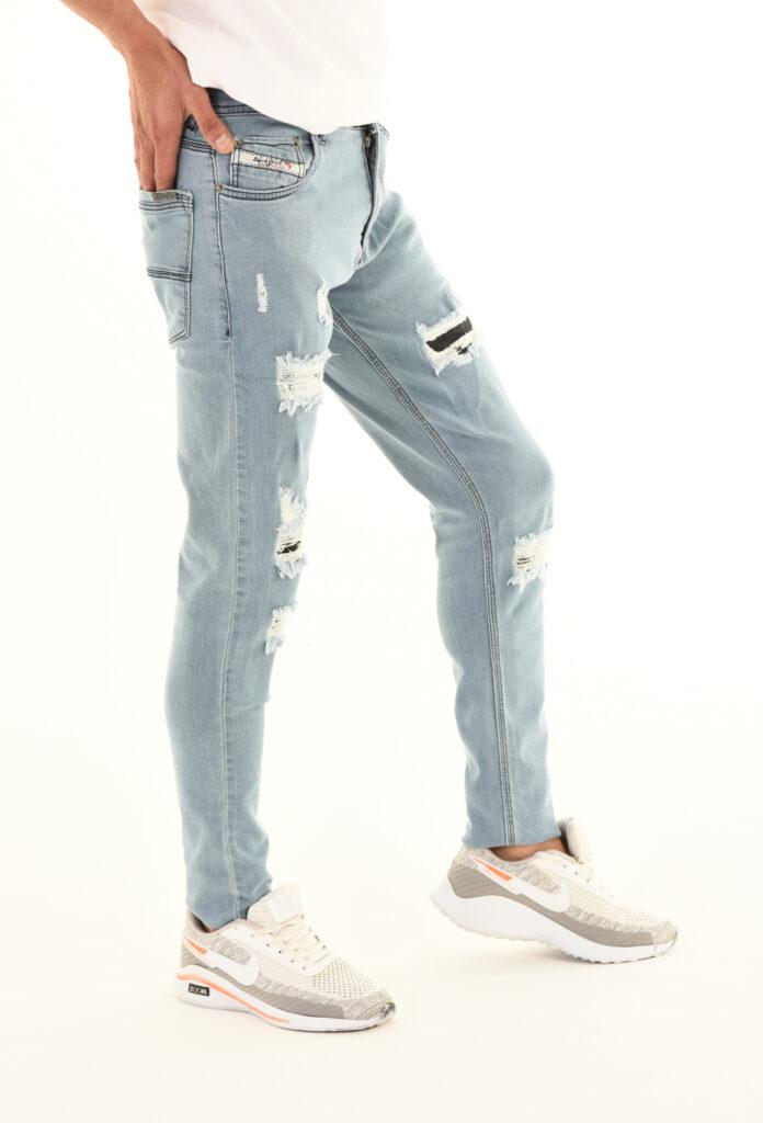 Tekstil kot pantolon fotoğraf çekimi tekstil fotoğrafçisi