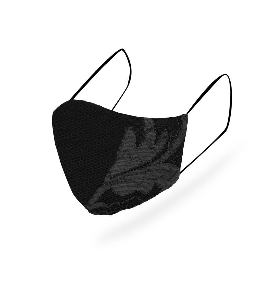 Maske dekupe fotoğraf çekimi