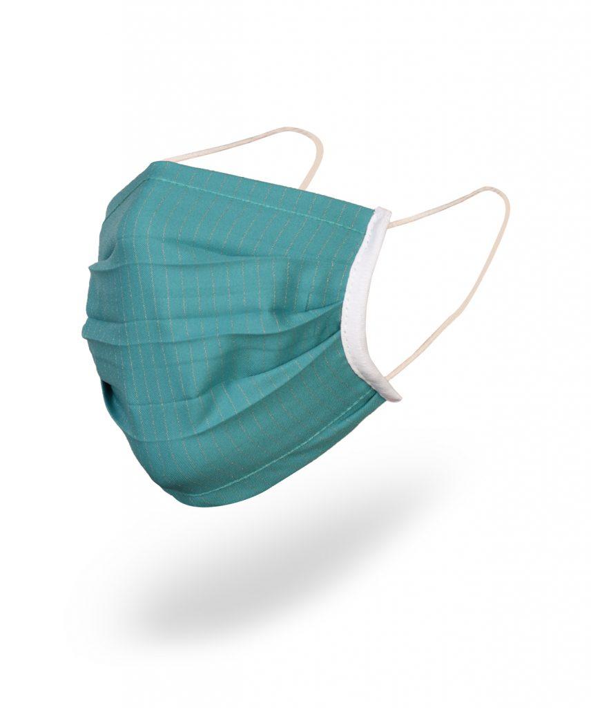 Cerrahi maske Dekupe fotoğraf çekimi